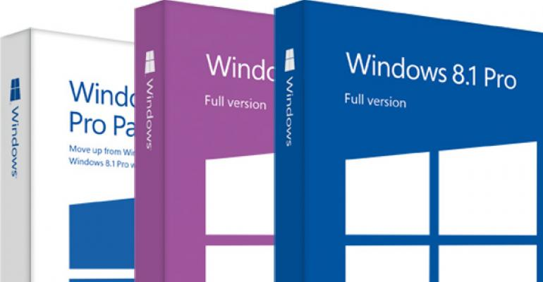 Windows 8.1 Pricing Revealed