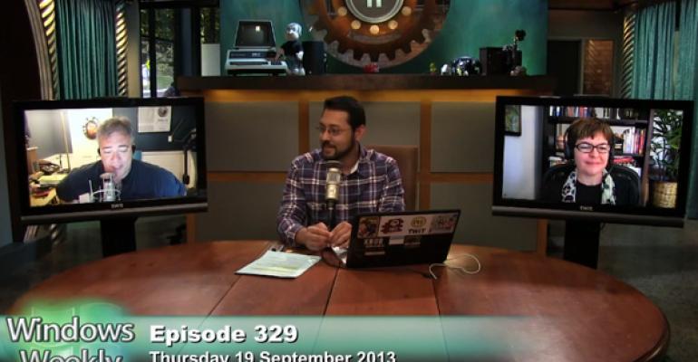 Windows Weekly 329: Click-Clack