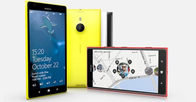 Nokia Lumia 1520/1320 Preview