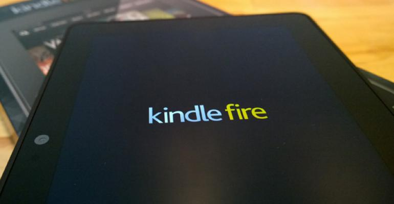 Amazon Kindle Fire HDX: First Impressions and Photos