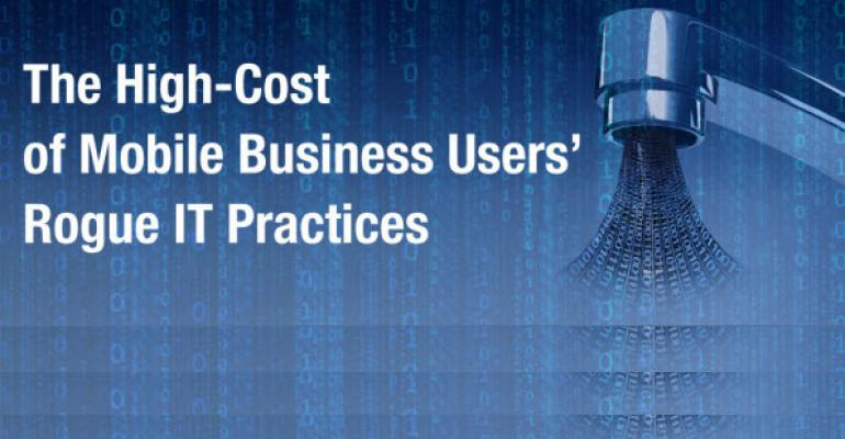 End-Users are Using Unsanctioned Technology Services and Costing Organizations Billions