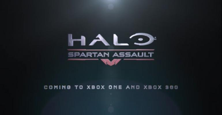Halo: Spartan Assault to Launch on Xbox Consoles Next Month