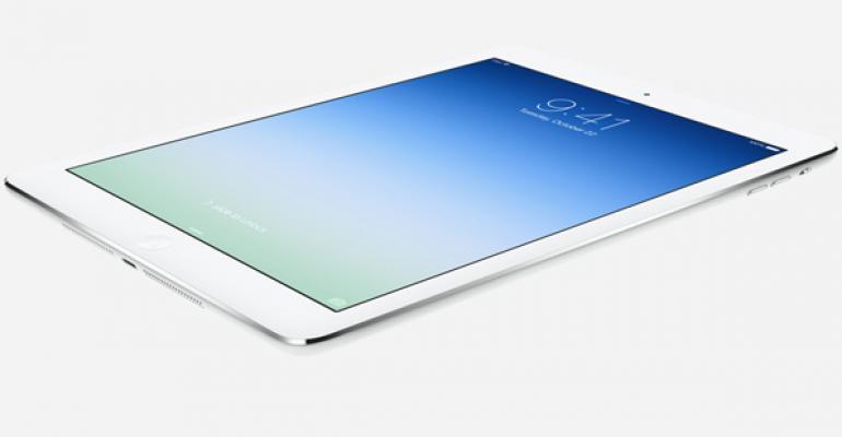 Apple Announces New iPads