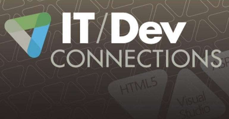 Reflections from IT/Dev Connections 2013