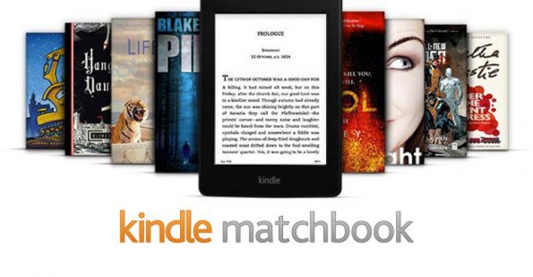 Amazon Kindle MatchBook Goes Live