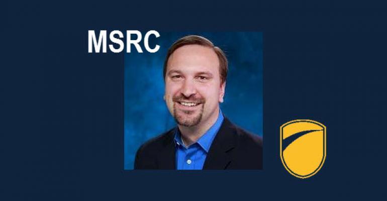 Meet Chris Betz, MSRC's New Leader