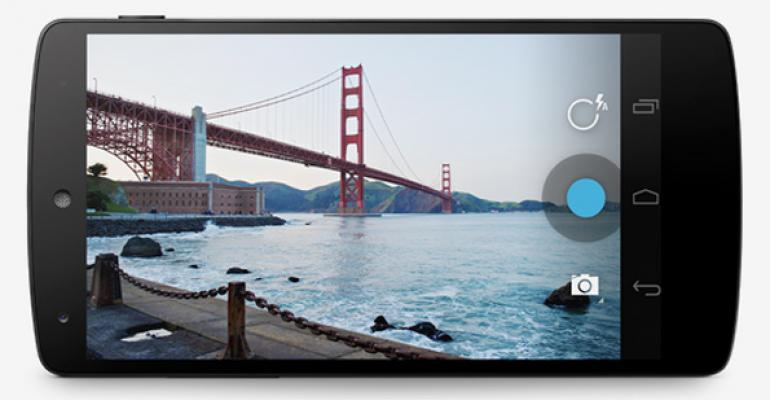 Google Nexus 5 Preview
