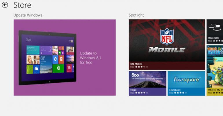 How to Get Your Hands on Windows 8.1 Today