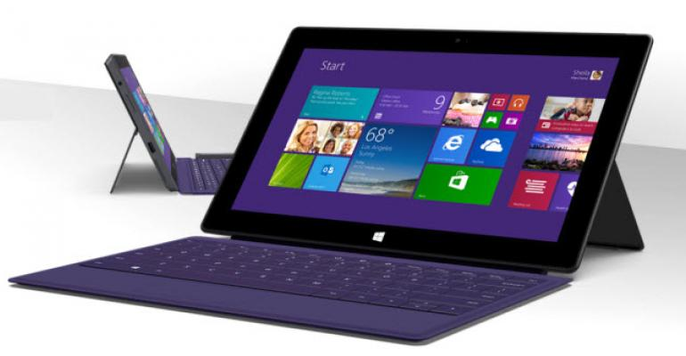 Very 1st Surface Pro 2 Firmware and Driver Pack Released