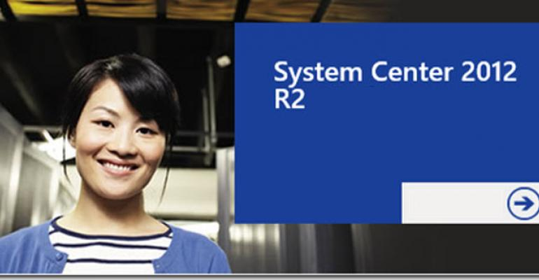 System Center 2012 R2 Released to TechNet and MSDN Subscribers