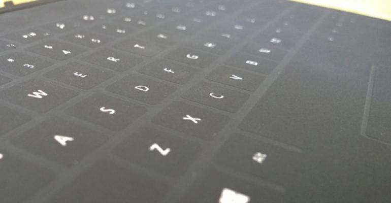 Surface Touch Cover 2 Review