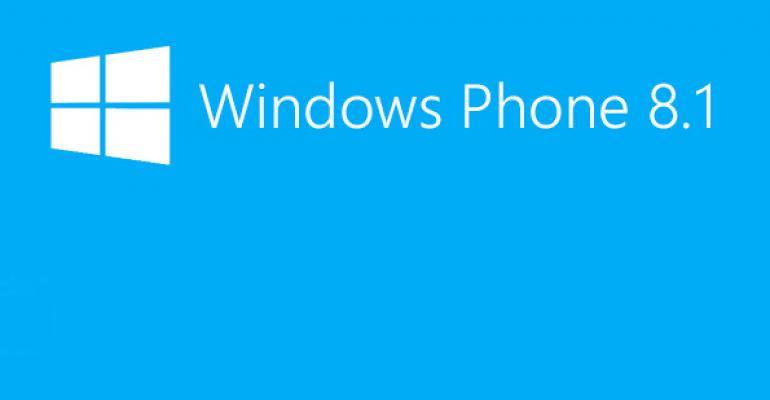 Windows Phone 8.1 Rumors Emerge