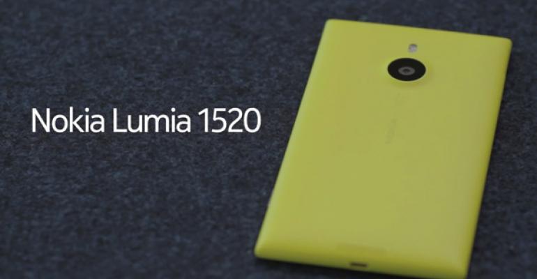 Lumia 1520: Camera Comparison