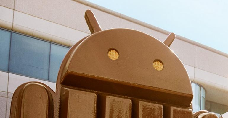 Kitkat causes ActiveSync headaches for Android users