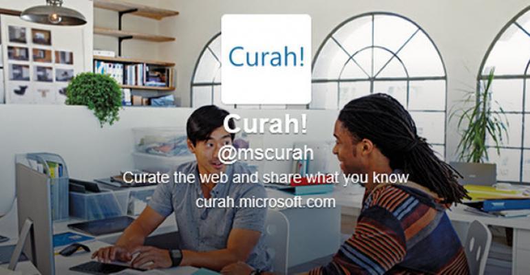 Follow Curah! on Twitter