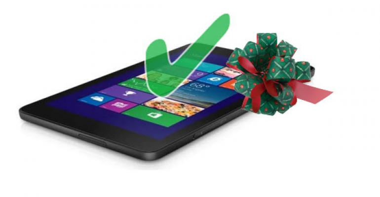 Christmas Must-have's: Dell Venue 8 Pro