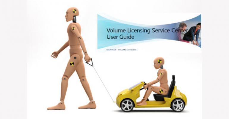 The Dummies Guide to the Microsoft Volume Licensing Center