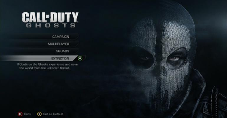 Some Quick Observations About Call of Duty: Ghosts