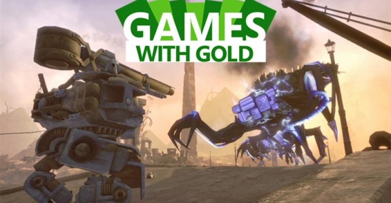 Games with Gold: November 2013