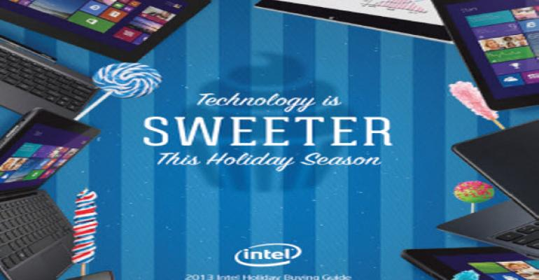 Have a Merry Christmas the Intel Way with New Holiday Buyer's Guide