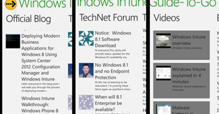 Windows Intune in Your Pocket