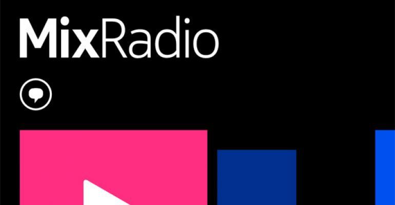 Nokia Music Becomes Nokia MixRadio