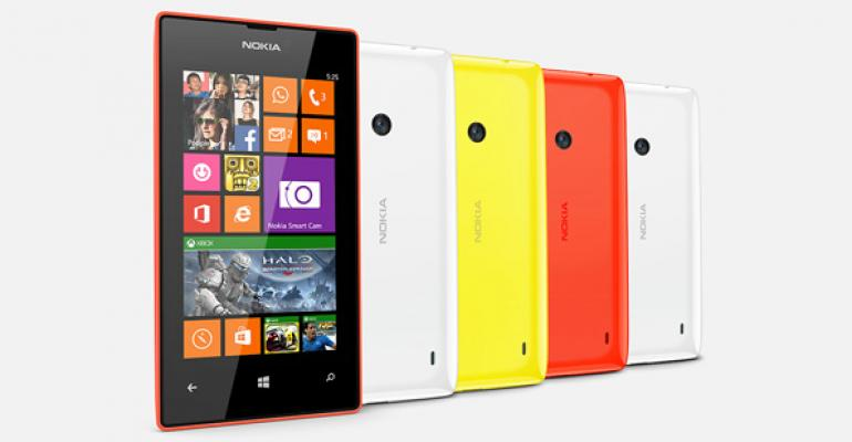 Some Thoughts About the Nokia Lumia 525