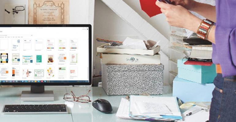 Microsoft Office desktop
