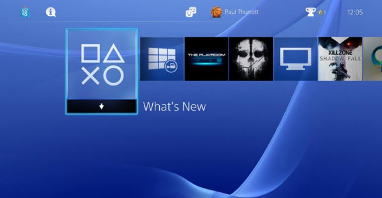 Sony PlayStation 4: More Impressions and Screenshots