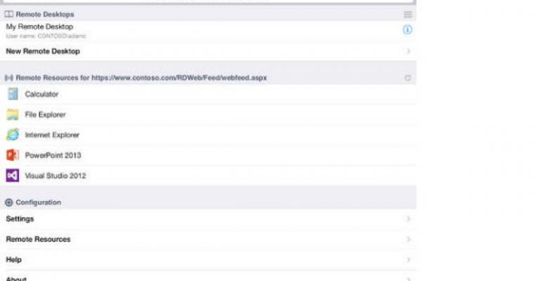 Microsoft Cross-Platform Remote Desktop App Gets Its First Bug Update