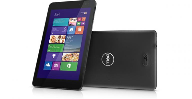 Dell Venue 8 Pro: What's Missing