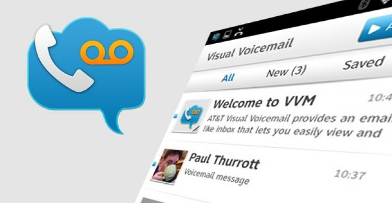 Android for the Windows Guy: Visual Voicemail