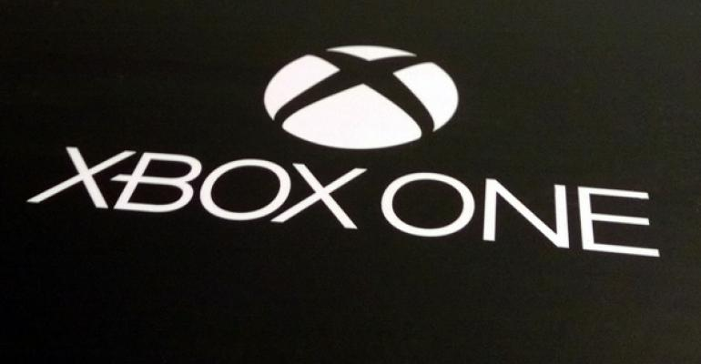 Xbox One First Impressions and Photos