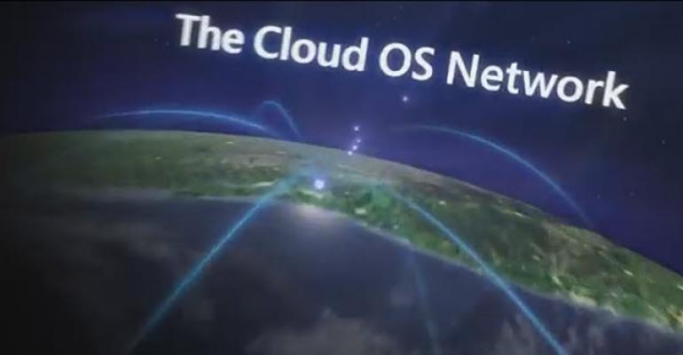 Microsoft Rolls Out the Cloud OS Network