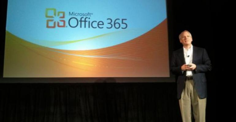 Former Microsoft Exec Tapped to Run National Healthcare Web Site
