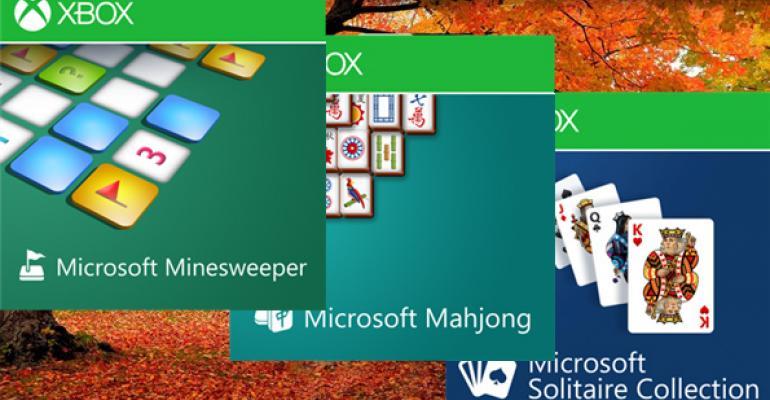 Microsoft Brings Great Windows Games to Windows Phone