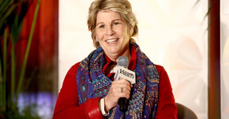 Nancy Tellem Microsoft Entertainment and Digital Media President