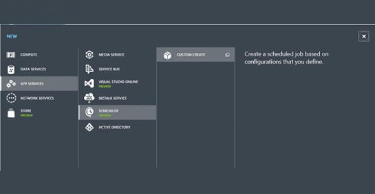 Windows Azure Gets Its Own AT Command