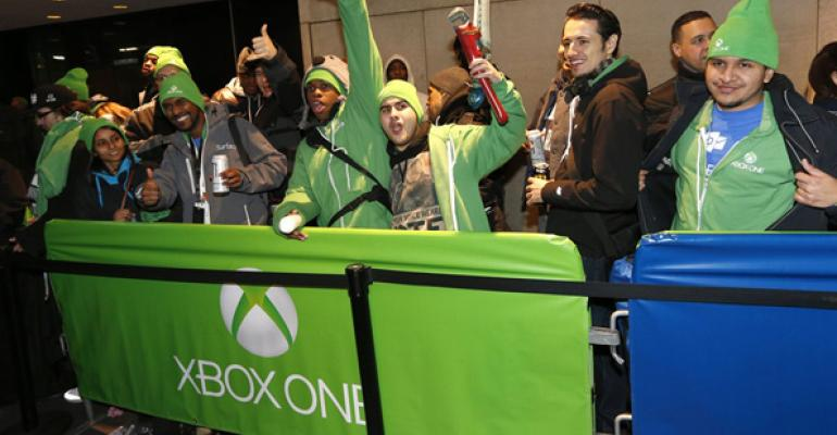 Microsoft Sells 2 Million Xbox Ones in 18 Days