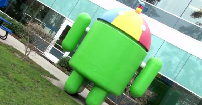 Google Brings Chrome Apps to Mobile Devices