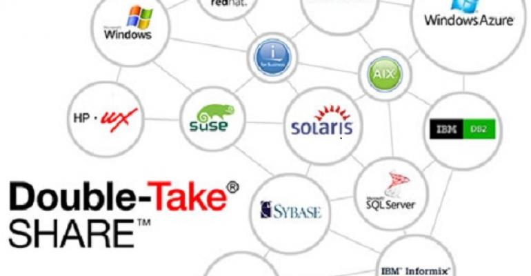 Vision Solutions Extends Database Replication Capabilities with Double-Take Share 5.2