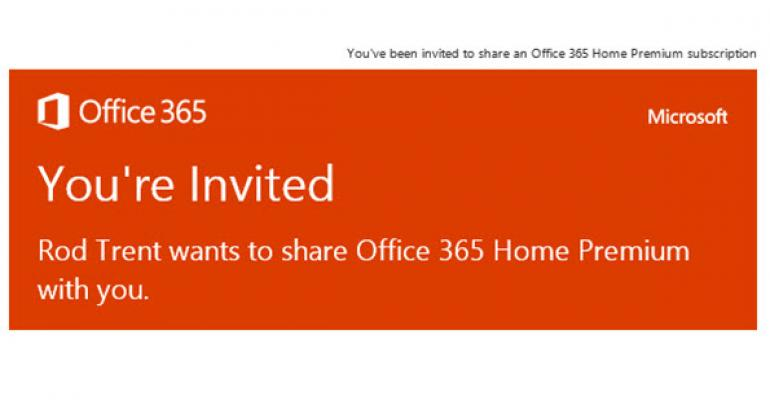 Microsoft Rolls Out Email Installation Notifications for Office 365 Subscriptions