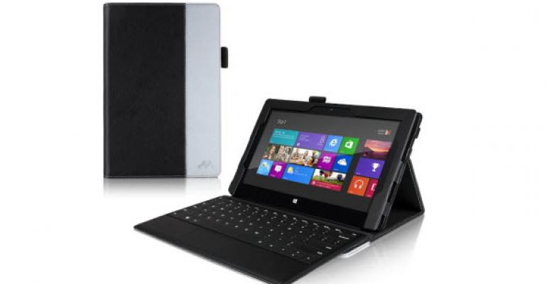 Manvex Leather Case for Microsoft Surface Pro Review
