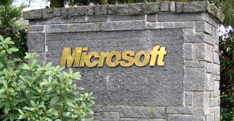 Microsoft Reports Record Quarterly Revenues of $24.52 Billion