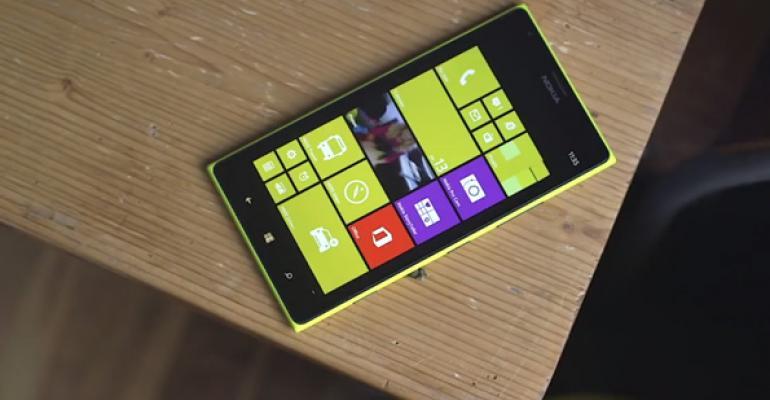 Nokia Quarterly Report: 8.2 Million Lumias in Q4, 30 Million in 2013