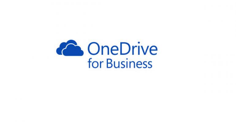 Microsoft Also Announces OneDrive for Business