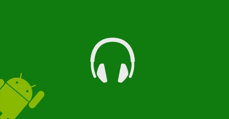 Xbox Music 2.0 for Android Also Adds Limited Offline Support, Other Improvements