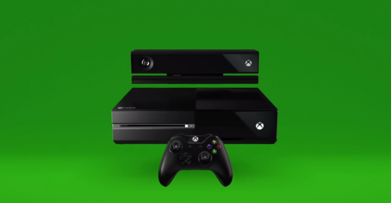Xbox One: Game Sharing