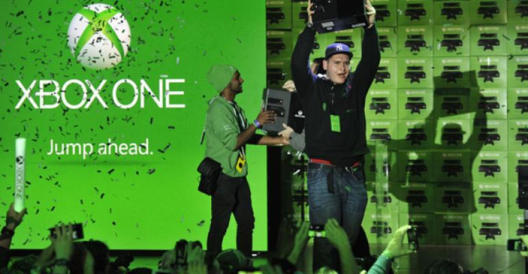 Microsoft Sold More Than 3 Million Xbox Ones in 2013