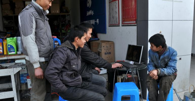 Want Support for Windows XP Beyond April 2014? Move to China